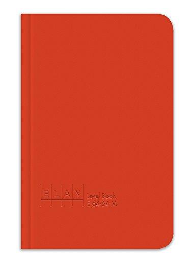 Elan Publishing Company E64-64M Mini Level Book 4 ⅛ x 6 ½, Bright Orange Cover