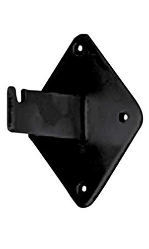 Shelf Bracket #1905B (25PCS) Retails Black Wall Mount Bracket for Grid Display