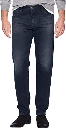 Jeans Slim Modern Leg - AG Adriano Goldschmied Men's Tellis Modern Slim Leg Denim in 2 Years Rumble 2 Years Rumble 34 33 33