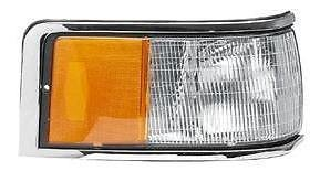 1990 - 1994 Lincoln Towncar Passenger Cornerlamp Cornerlight (No Emblem / Logo) NEW FOVY15A201A FO2551131 ()
