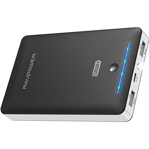 Sunvalleytek SUNVALLEYTEK INTERNATIONAL RAVPower 3rd Gen Deluxe 16750mAh External Battery Charger - For Smartphone, iPhone, iPad Air, Tablet PC - Lithium Ion (Li-Ion) - price tips cheap