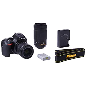 31d4NORyyEL. SS300  - Nikon D5600 DSLR with 18-55mm f/3.5-5.6G VR and 70-300mm f/4.5-6.3G ED