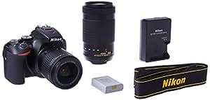 Nikon D5600 (Kit AF-P 18-55mm and AF-P 70-300mm)
