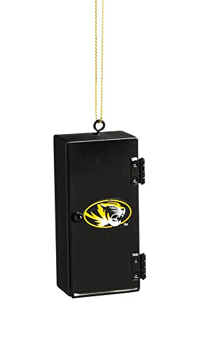Team Sports America Missouri Tigers Team Locker Ornament