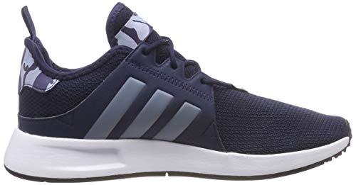 X S18 Chaussures Bleu Navy plr De Aero Pour Blanc collegiate Adidas Homme Gymnastique BdqSxdwP