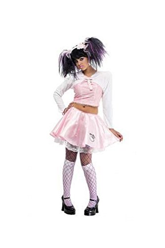 Teen Hello Kitty Harajuku Kitty Costume - Teen -