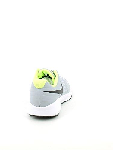 Pojkar Nike Stjärna Löpare (gs) Löparskor Wolf Grå / Svart-volts-vit