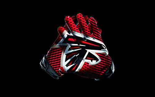 RongJ-store New Sports Flag NFL 3ft X 5ft World Series Football Champions Gloves Banners Champion Flag (Atlanta Falcons)
