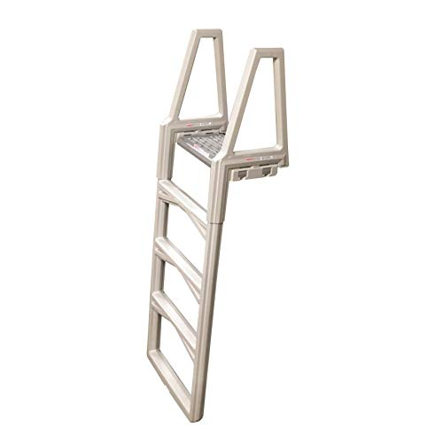 - Confer Gray Economy Above Ground in-Pool Ladder - 635-52X