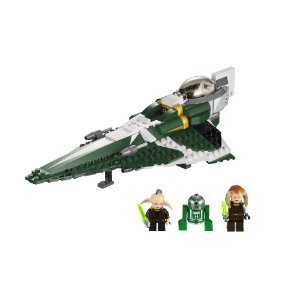 Lego Star Wars 9498 Saesee Tiins Jedi Starfighter from LEGO