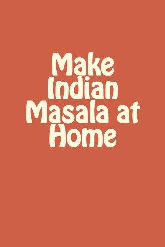 Make Indian Masala at Home pdf epub