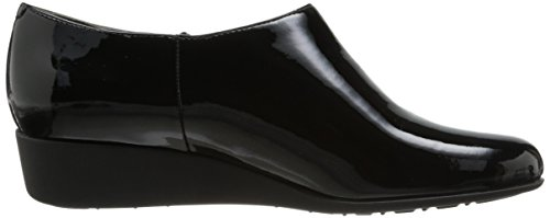 Cole Haan Women's Callie Waterproof Boot Black Wp Patent WLsTLttfE
