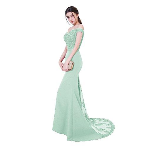 Aiyana - Vestido - Sin mangas - para mujer Verde