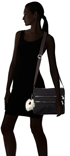 Alvar B Black T Femmes Bandoulière 32b H Sacs x x cm Noir Padded 33x26x4 Kipling 5 n0qwd4R60g