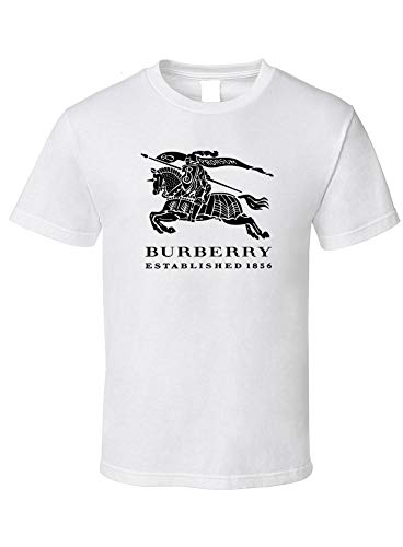 - Cala-Burberry-Ziko Mens Luxury Brand Inspired Design T-Shirt