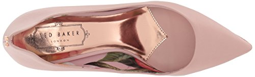 Ted Baker Women's Vyixyn Pump, Blossom Pink Leather Blossom Print Lining, 8 Medium US by Ted Baker (Image #8)