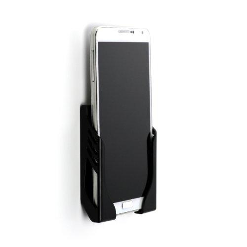 Dockem Koala Mount Android Smartphone Wall Dock; for Most Smartphones including, Samsung, LG, and Windows Smartphones (Black) by Dockem (Image #4)