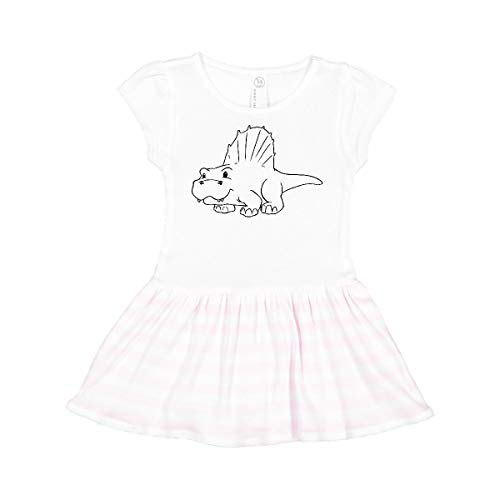 inktastic Pocket Dimetrodon Toddler Dress