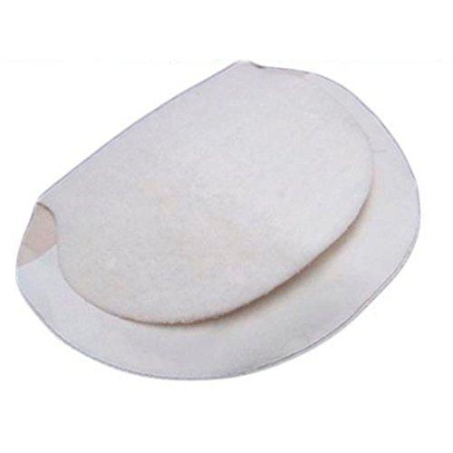 Underarm Armpit Sweat Pads,50 PCS Disposable Underarm Pads Armpit Sweat Pads Perspiration Pads Shield Absorbing Anti Perspiration Odor Sheet for Women