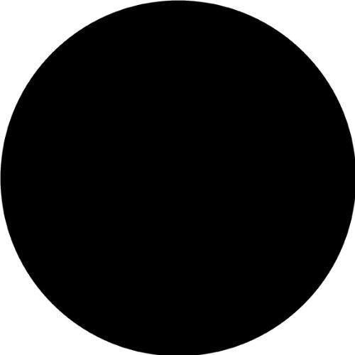 Brewster WPD90233 Wall Pops Black Jack Dot, Set of 5 Stickers -