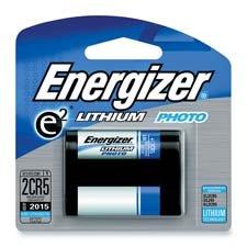 Energizer EL2CR5BP - e2 Lithium Photo Battery, 2CR5, 6Volt