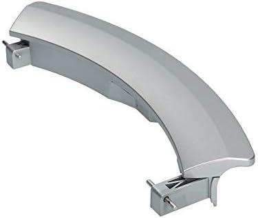 Plata del picaporte, con hachas usado en lavadoras del cargador delanteras, Bosch Siemens 751789 00751789