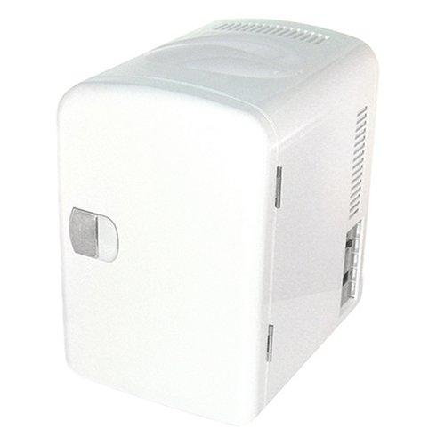 Amazon.com: Mini Office Fridge Cooler / Warmer White: Compact ...