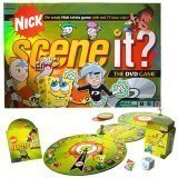 5Star-TD Scene It? Nickelodeon DVD Board Game by 5Star-TD