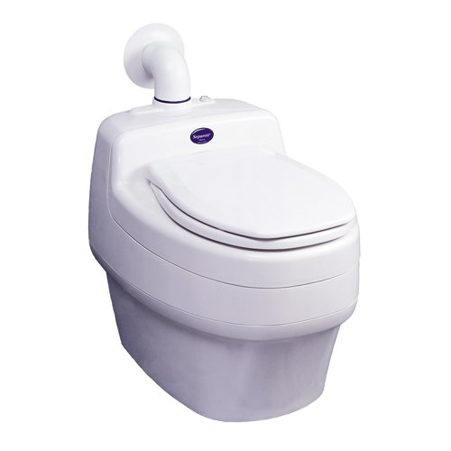Villa 9210 DC/AC (Waterless Composting Toilet)
