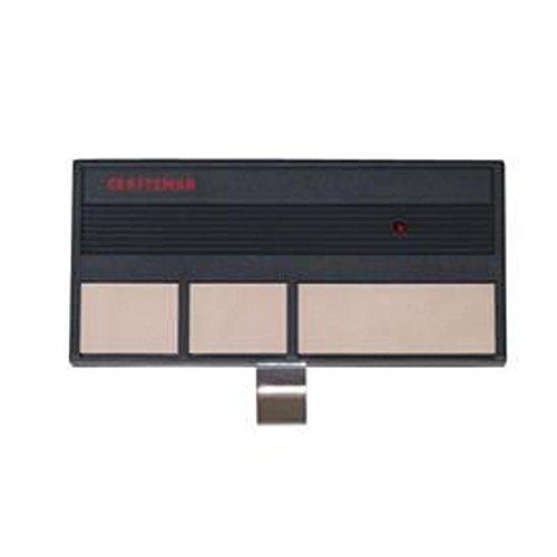 Garage Door Opener Red Light Stays On: Craftsman Sears Remote Garage Door Opener 53778