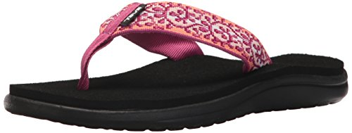 Teva Womens W Voya Flip-Flop Companera Pink / Coral KvA5HxV