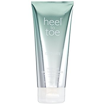 Foot Lotion Peppermint (Heel to Toe Peppermint Sloughing Lotion)