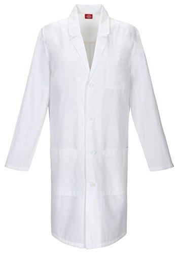 Unisex Coat Lab Poplin - Dickies Unisex 40