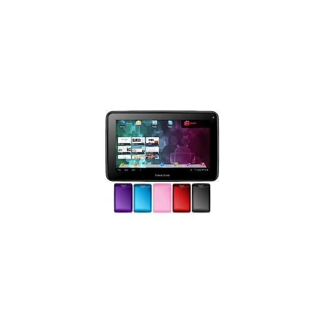 Visual Land Prestige 7L Android 4.0 Internet Tablet 7 Capacitive Multi Touch Screen 8GB Memory, Assorted Colors