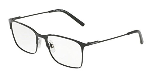 01 Black Eyeglasses - 2