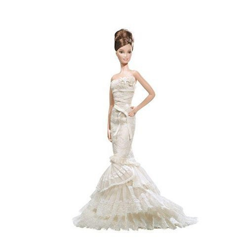 Barbie Gold Label Collection Vera Wang Bride