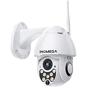Amazon com : INQMEGA FHD 1080P WiFi Home IP Camera, Indoor Pan/Tilt