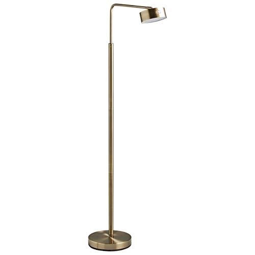 Stone & Beam Modern LED Task Floor Lamp, 49