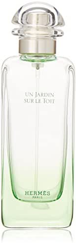Hermes Un Jardin Sur Le Toit Eau De Toilette Spray for Women, 3.3 Ounce