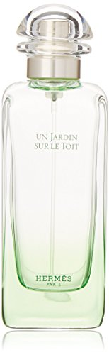 - Hermes Un Jardin Sur Le Toit Eau De Toilette Spray for Women, 3.3 Ounce