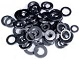 ARP 200-8534 BLACK WASHERS - 1/2IN ID