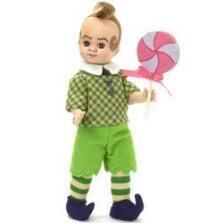 Madame Alexander 8 Inch Wizard Of Oz Hollywood Collection Doll - Lollipop Munchkin