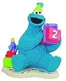: Sesame Street - Gund - Cookie Monster Second Birthday Figurine