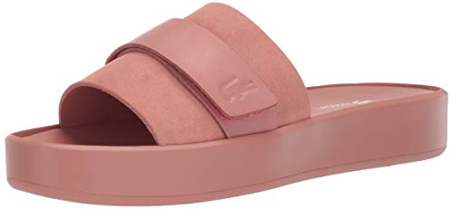 Lacoste Women's PIRLE Sandal Pink, 9 Medium US for sale  Delivered anywhere in Canada