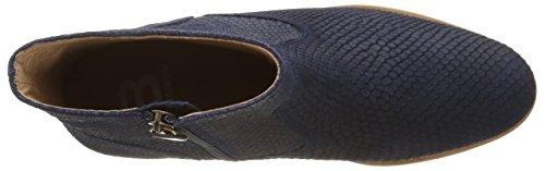 Bensimon Croute Velours, Stivali Donna Blu (Bleu(6123 Python Marine))