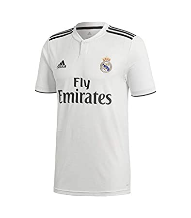 Adidas 2018-2019 Real Madrid Home Football Shirt