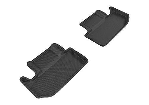 3D MAXpider L1DG02421509 Black All-Weather Floor Mat Select