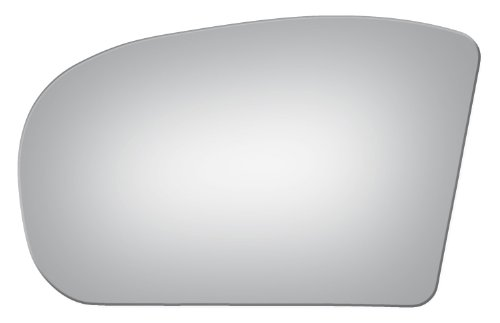 - Flat Driver Left Side Replacement Mirror Glass for 2003-2003 Mercedes Benz E320