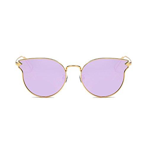 Visor C2 Espejo UV Light Sun Decoración C4 Sol Fashion Vintage Anti de Polarized Personalidad Color Vintage Driver Gafas xPqTBwY