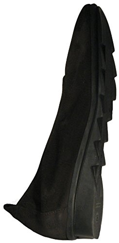 Women's in Ballet 'Bibara' Flat Black Noir Arche qwSxAx